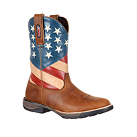 Rocky LT Women's Western Flag Boot, , medium