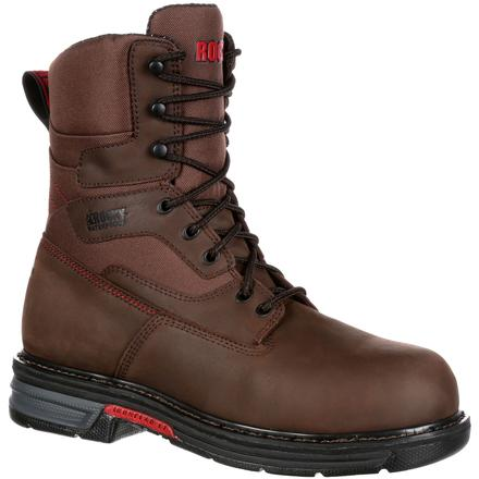 Rocky Ironclad LT Steel Toe Waterproof Work Boot, , large