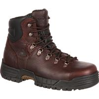 Rocky Women's Mobilite Steel Toe Waterproof Work Boot, , medium