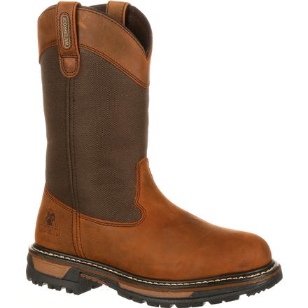 Botas Rocky Ride Wellington térmica impermeable, , large