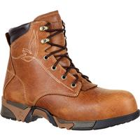 Rocky Aztec Women's Composite Toe Waterproof Lace-up Work Boot, , medium