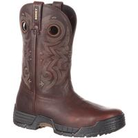 Rocky MobiLite Composite Toe Waterproof Western Work Boot, , medium