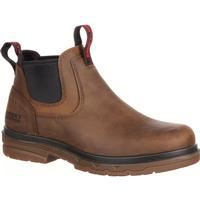 Rocky Elements Shale Waterproof Romeo Work Boot, , medium