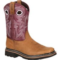 Botas vaqueras para adolescentes Farmstead Rocky, , medium