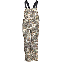 Rocky Venator 60G Insulated Stretch Bibs, Rocky Venator Camo, medium