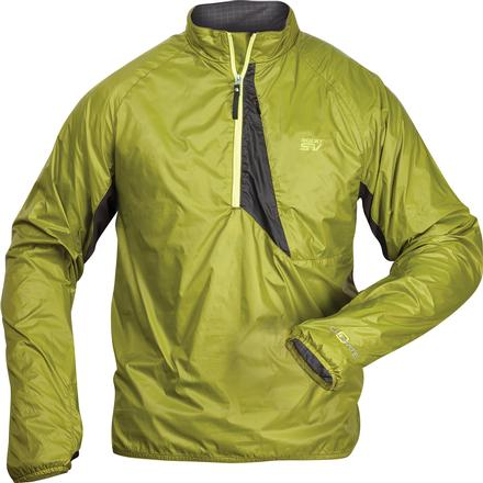 Rocky S2V Center Hold Wind Shirt, VERDE, large