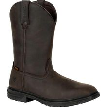 Rocky Worksmart Waterproof Western Boot