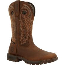 Rocky Legacy 32 Women's Steel Toe Waterproof Western Boot