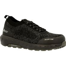 Rocky Women's WorkKnit LX Alloy Toe Athletic Work Shoe