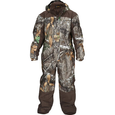 Rocky ProHunter Youth Waterproof Camo Coverall, Realtree Edge, large