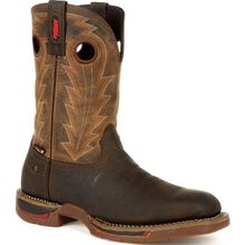 "Rocky Long Range 11"" Waterproof Western Boot"