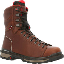 Rocky Rams Horn Lace to Toe Waterproof Work Boot