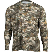Rocky Camo Long-Sleeve Performance Tee Shirt
