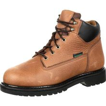 Rocky Waterproof Lace Up Work Boot