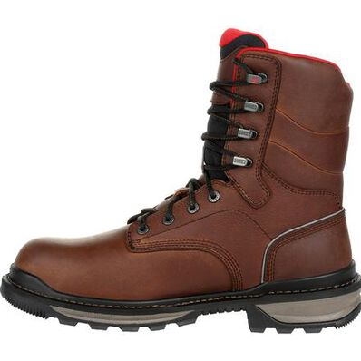 Rocky Rams Horn Composite Toe Waterproof Work Boot, , large