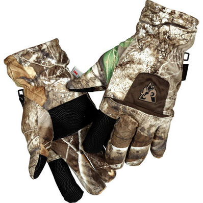 Rocky Junior ProHunter Waterproof 40G Insulated Glove, Realtree Edge, large