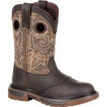 Rocky Big Kid's Original Ride FLX Western Boot