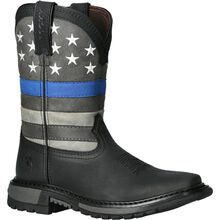 Rocky Blue Line Kid Western Boot