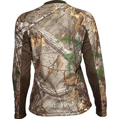 Rocky SilentHunter Women's Long-Sleeve Shirt, Rltre Xtra, large