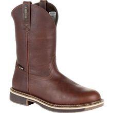 Rocky Cody Waterproof Pull-On Western Boot