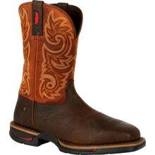 Rocky Long Range Steel Toe Pull-On Boot
