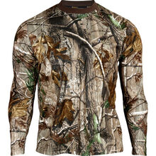 Rocky SilentHunter Realtree Long-Sleeve Performance Shirt