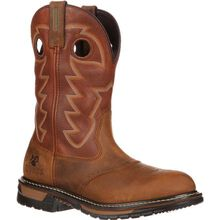 Bota vaquera Rocky Original Ride Branson Saddle Roper
