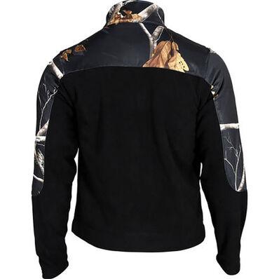 Rocky SilentHunter Fleece Jacket, Mossy Oak Blaze, large