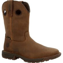 Rocky Legacy 32 Waterproof Brown Western Boot