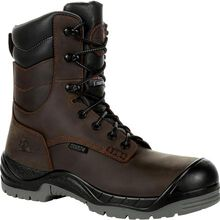 Rocky Worksmart 8 Inch 400G Insulated Composite Toe Waterproof Work Boot