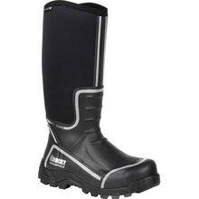 Rocky Sport Pro Waterproof Steel Toe Met Guard Rubber boot