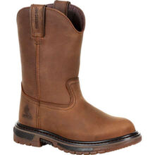 Rocky Big Kid's Original Ride FLX Waterproof Western Boot