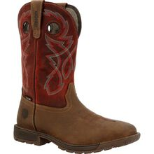 Rocky Legacy 32 Steel Toe Waterproof Western Boot