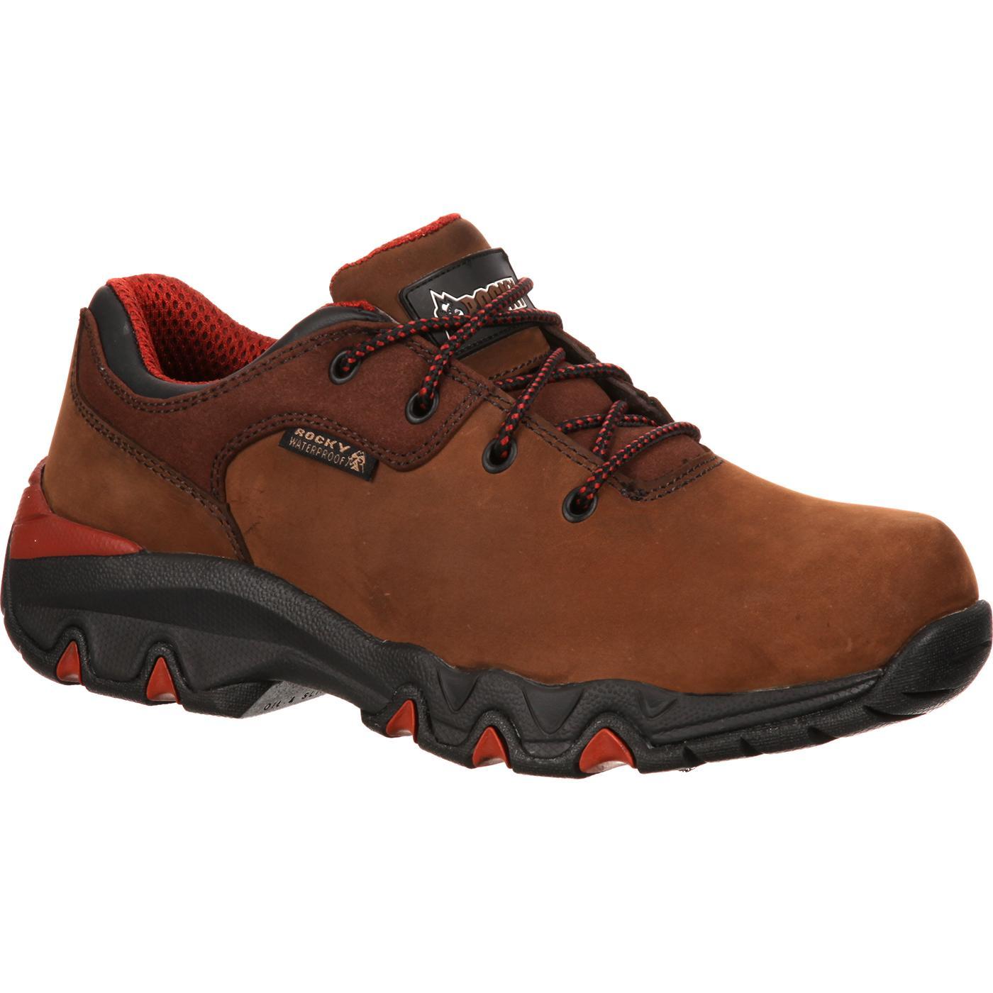 Calzado de trabajo oxford impermeable bigfoot rocky n - Calzado de trabajo ...