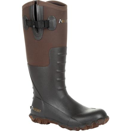 Rocky Core Chore Women's Rubber Outdoor Boot
