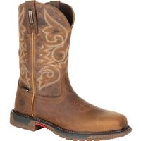 Rocky Original Ride FLX Women's Composite Toe Waterproof Western Boot, , medium