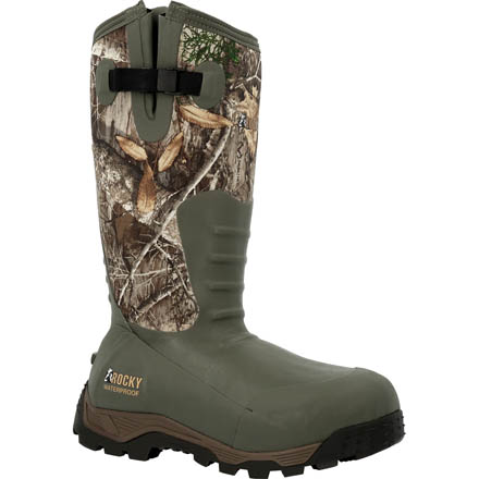 Rocky Sport Pro Rubber 1200G Insulated Waterproof Outdoor Boot