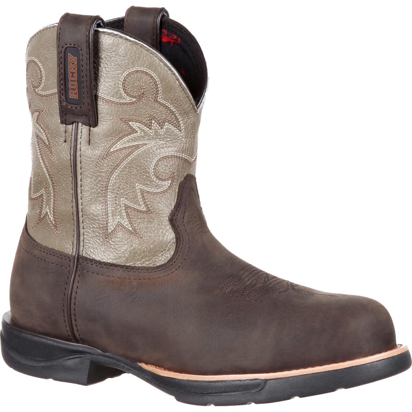 9f1bcd96e39 Rocky LT Women's Composite Toe Waterproof Western Boot