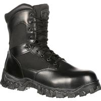 Rocky AlphaForce Zipper Composite Toe Duty  Boot, , medium
