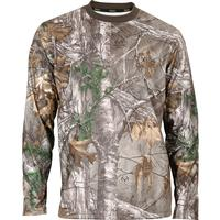 Rocky SilentHunter Long-Sleeve Performance Shirt, Rltre Xtra, medium