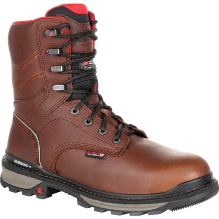 Rocky Rams Horn Composite Toe Waterproof 800G Insulated Work Boot