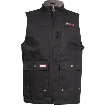 Rocky WorkSmart Men's Canvas Vest
