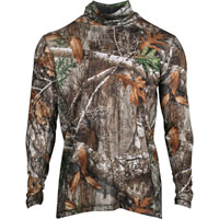 Rocky Venator Storm Hoodie, Realtree Edge, medium
