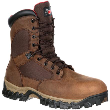 Rocky AlphaForce Composite Toe Waterproof 600G Insulated Work Boot