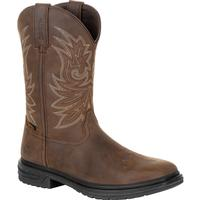 "Rocky Worksmart 11"" Western Boot, , medium"
