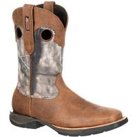 Rocky LT Waterproof Camo Western Boot, , medium