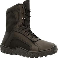 Rocky Black S2V 400G Insulated Tactical Military Boot, , medium