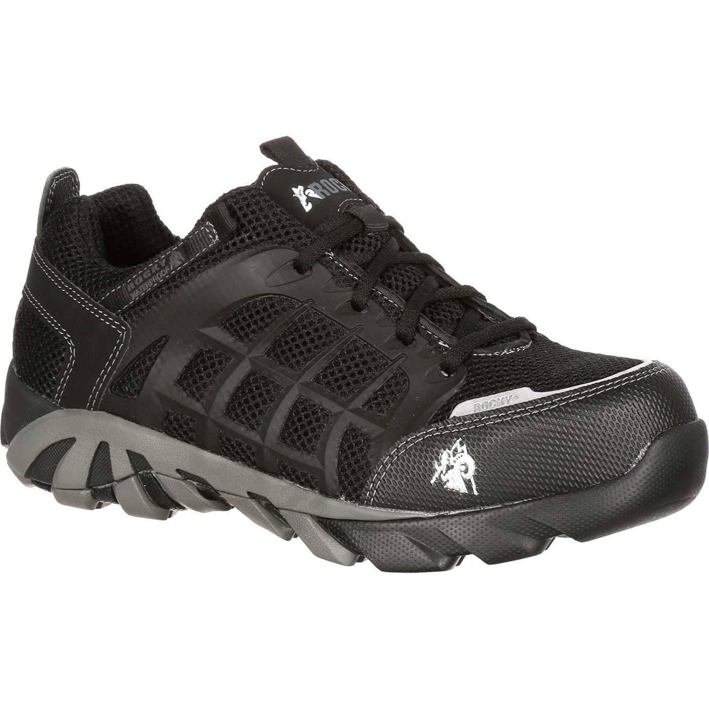 Calzado deportivo impermeable con punta de material compuesto Rocky  TrailBlade, , large