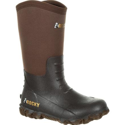 Rocky Kids' Core Rubber Outdoor Boot