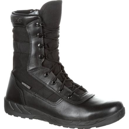 Rocky C7 Zipper Waterproof Public Service Boot